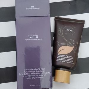 Tarte Amazonian Clay Full Coverage Foundation 12hr